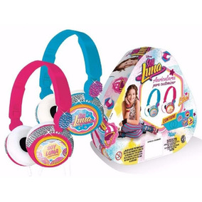 Soy Luna Auriculares Headphones Para Customizar Tv Educando