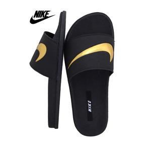 Chinelo Nike Slide Masculino Feminino Benassi Varias Cores