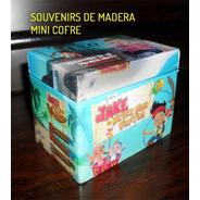 Souvenirs  Mi Primer Añito Caja De Madera X 10 Personalizado