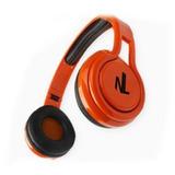 Fone De Ouvido Headphone New Link Energy Hs113 - Laranjado