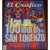 El Grafico 100 Idolos De San Lorenzo Libro De Coleccion