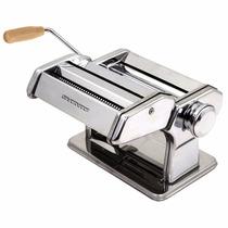 Máquina Laminadora Para Hacer Pasta Casera Italiana Ovente