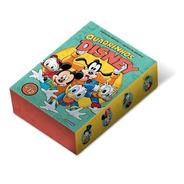 Box Hq Disney Ed. 12 - 5 Revistas + 1 Cartela De Adesivos
