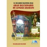 Diccionario De La Lengua Guarani