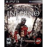 Dantes Inferno Ps3 Digital En Manvicio Store!!!
