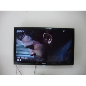 Televisor Samsung 46 Lcd Negro