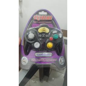 Controle Turbo Gamecube Extreme Lacrado Raro