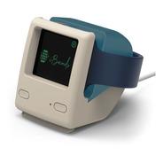 Base Carregadora Suporte De Mesa W4 Para Apple Watch