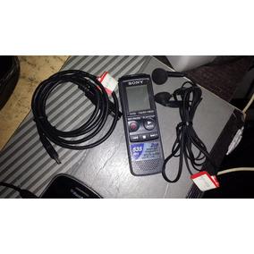 Grabador De Voz Profesional Sony Ic Recorder Icd-px820