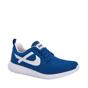 Tenis Casual Panam 0152 Azul Caballero