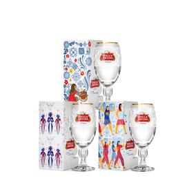 Pack De 3 Cáliz Edición Limitada Stella Artois