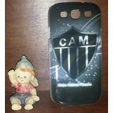 Capa Rígida Atlético Mineiro Para Samsung Galaxy S3