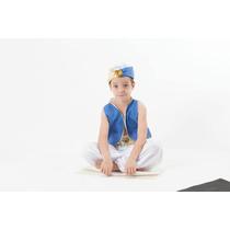 Fantasia Aladim Infantil
