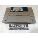 Super Mario Kart Original Salvando P/ Super Nes - Loja Rj