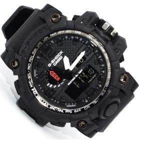 Relógio Pulso G-shok Importado Digital Ponteiro Com Led