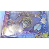 Disney Tangled Rapunzel Trenza Del Pelo De Set (tiara / Cor