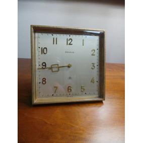 Relógio Antigo Suíço Bronze Anos 50 Benrus 8 Swiss