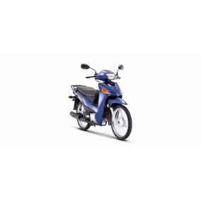 Honda Wave Casi Nueva, Con 100 Km, Incluye Caja Y Casco.