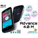 Teléfono Celular Blu Advance 4.0m Liberado Doble Línea