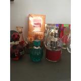 Lote De Envases De Perfumes Importados