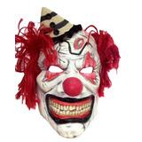 Mascara Payaso La Purga Diabólico Halloween 9008 Malvado