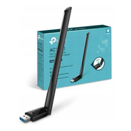 Adaptador Usb Tp-link Archer T3u Plus Wifi Dualband Ac1300
