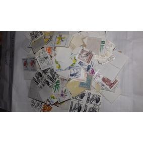 2.000 Selos Postais Brasil Todos Em Perefeito Estado