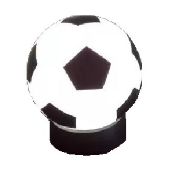 Velador Pelota De Futbol Lampara Infantil Envio Gratis