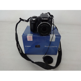 Cámara Canon Powershot Sx50 Hs Zoom 50x Optico 12.1 Megapíxe