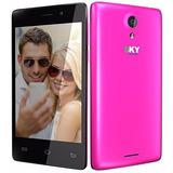Telefono Android Sky Fuego 4.0 Color Fucsia