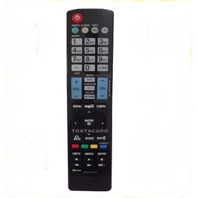 Controle Remoto Tv 3d Led 47 Lg 47lm4600