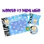 Kit Imprimi Baby Shower Bautizo Comunion Angelita Angelito3