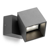 Leds C4 11651 Cubus Arbotante Dirigible Para Exterior Led Cr