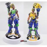 Overwatch Figure Lucio 33cm Boneco Pronta Entrega