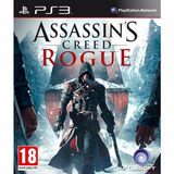 Assassins Creed Rogue Ps3 Original Nuevo Disco Físico
