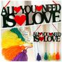 Adornos Colgantes. All You Need Is Love. Regalos. Decoracion