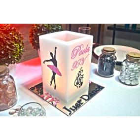 Centro De Mesa Xv Años Tema Ballet Aluzza