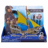 Piratas Del Caribe Set Del Barco Del Pirata Jack Original!!
