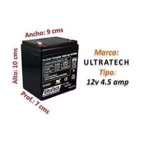 Pila Bateria Para Ups / Cerco Electrico 12v 4.5 Ah