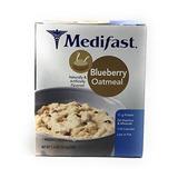 Medifast Blueberry Harina De Avena (1 Box / 7 Porciones)
