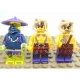 Lego Original Minifiguras Inimigos Ninjago Lloyd Cole
