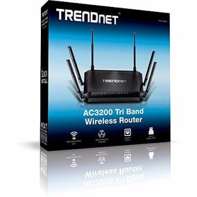 Roteador Trendnet Wi-fi Ac 3200mbps Tew-828dru