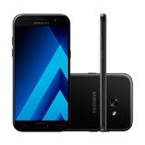 Samsung Galaxy A5 2017 5.2in Câmera 16mp 64gb Preto