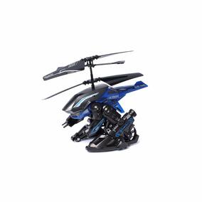 Helicóptero A Control Remoto De Batalla Transbot Silverlit