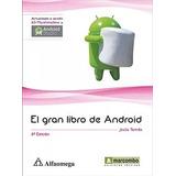 El Gran Libro De Android Avanzado,tenelo Yá,envio Gratis !!!