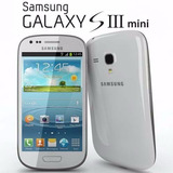 Samsung Galaxy S3 Mini I8200 4.2 8gb Com Pequeno Defeito