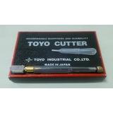 Cortavidrio Toyo Tc 90 Japones Original 1 Caja (6 Unid)