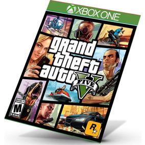 Gta V Xbox One - Gta 5 - Legendas Português Joga Online