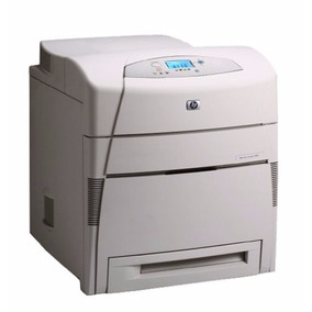 Impressora A3 Hp Laserjet 5550dn Colorida Duplex Rede 5550