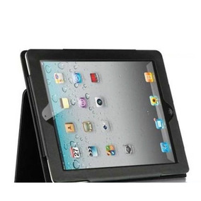 Capa Case Para Apple Ipad 2 3 4 Ipad2 Couro Luxo Executiva